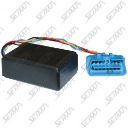 INTERFACE STABILISATION TV - RADIO MMI - AUDI - A6/A8/Q7