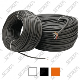 CABLE MULTICONDUCTEUR PRO AUTO - 3 X 1.0 MM2 - 50M