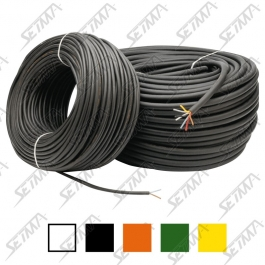 CABLE MULTICONDUCTEUR PRO AUTO - 5 X 1.0 MM2 - 50M