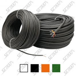 CABLE MULTICONDUCTEUR PRO AUTO - 4 X 1.0 MM2 - 50M