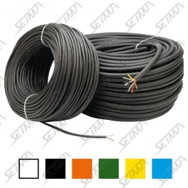 CABLE MULTICONDUCTEUR PRO AUTO - 6 X 1.0 MM2 - 50M