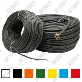 CABLE MULTICONDUCTEUR PRO AUTO - 7 X 1.0 MM2 - 50M