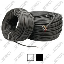 CABLE MULTICONDUCTEUR PRO AUTO - 2 X 1.5 MM2 - 50M