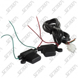 CABLE D'ALIMENTATION POUR TELEPHONE FIXE - TELIT - ROAD RUNNER GPS