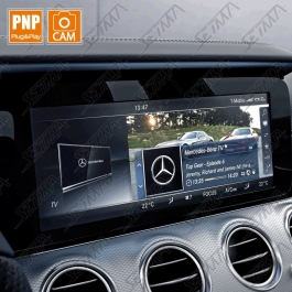 INTERFACE MERCEDES - NTG6 - VIDEO + ENTREE CAMERA DE RECUL