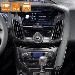 INTERFACE FORD -  SONY TOUCH 8'' - 2011-2014 - ENTREE CAMERA DE RECUL